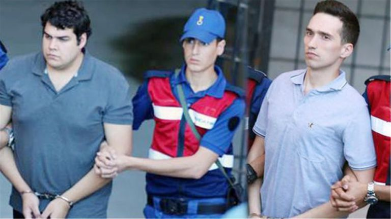 Προμελετημένη η σύλληψη των Ελλήνων στρατιωτικών   tanea.gr
