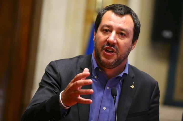 Ιταλία: «Συμμαχία με τον Μπερλουσκόνι υπό όρους» δηλώνει ο Σαλβίνι | tanea.gr