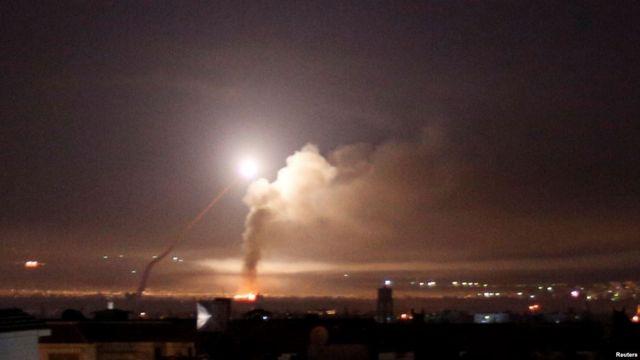 Συρία: Αναχαιτίσαμε πυραυλική επίθεση | tanea.gr