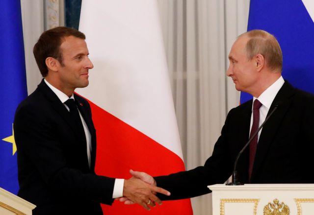 Πούτιν: Λυπάμαι για την ακύρωση της συνάντησης Τραμπ – Κιμ   tanea.gr