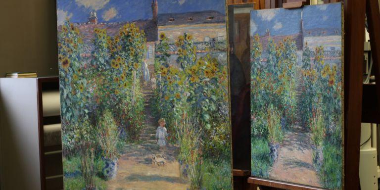 Δύο σπάνιες εκδοχές πίνακα του Μονέ για πρώτη φορά μαζί   tanea.gr