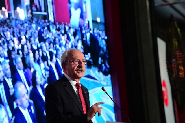 Τουρκία: Τέλος στην κατάσταση έκτατης ανάγκης υπόσχεται η αντιπολίτευση   tanea.gr
