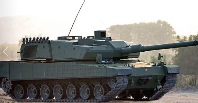 Ποια όπλα κατασκευάζουν οι Τούρκοι – Παροξυσμός με τους εξοπλισμούς | tanea.gr