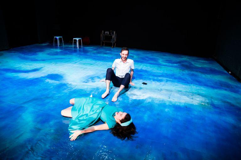 Ο Αρης Μπαλής αναζητά την «Κυρά της θάλασσας» | tanea.gr