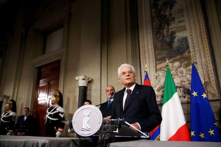 Ιταλία: Κυβέρνηση τεχνοκρατών μετά το προεδρικό μπλόκο | tanea.gr