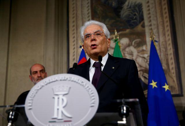 Πέντε Αστέρια: Κινούν διαδικασία εσχάτης προδοσίας για τον Ματαρέλα | tanea.gr