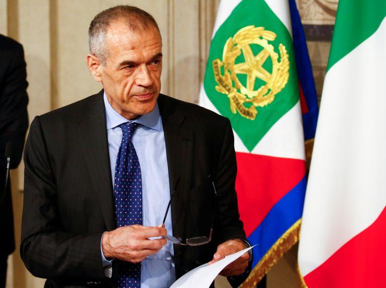 Εντολή σχηματισμού κυβέρνησης στον Κοταρέλι – Η επόμενη μέρα στην Ιταλία   tanea.gr