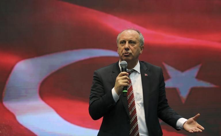 Στη Θράκη την Πέμπτη ο τούρκος υποψήφιος πρόεδρος Ιντζέ | tanea.gr
