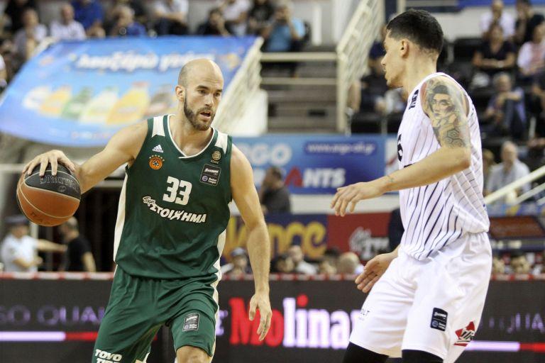 Μπάσκετ πλέι-οφ: Ο Παναθηναϊκός προκρίθηκε στον τελικό   tanea.gr