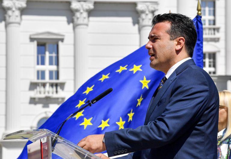 Ζάεφ: Εχουμε κατ' αρχήν συμφωνία για το όνομα | tanea.gr