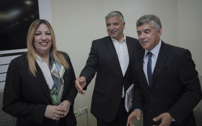 Συνάντηση Γεννηματά με ΚΕΔΕ-ΕΝΠΕ για τον «Κλεισθένη»   tanea.gr