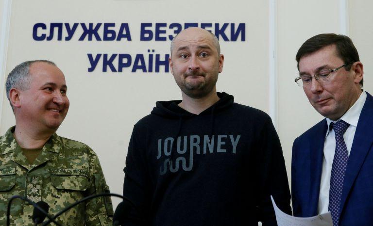 «Θα πεθάνω αφού έχω χορέψει στον τάφο του Πούτιν», είπε ο Μπάμπτσενκο   tanea.gr