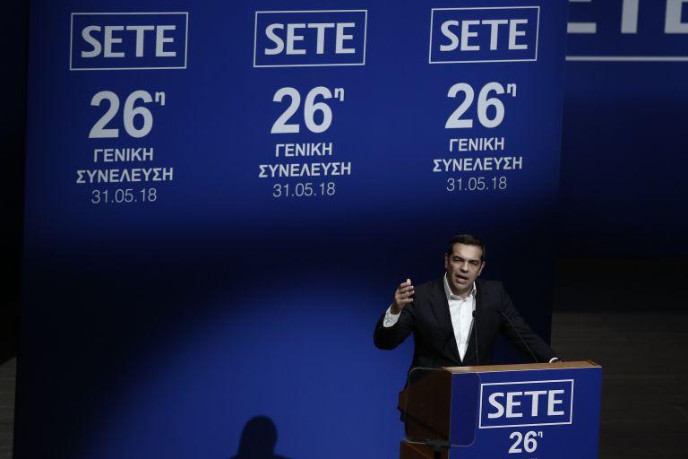 Αύξηση του κατώτατου μισθού προανήγγειλε ο Τσίπρας   tanea.gr