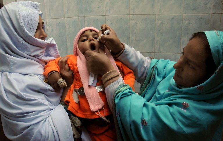 Παπούα Νέα Γουινέα: Επανεμφανίστηκε ο ιός της πολιομυελίτιδας | tanea.gr