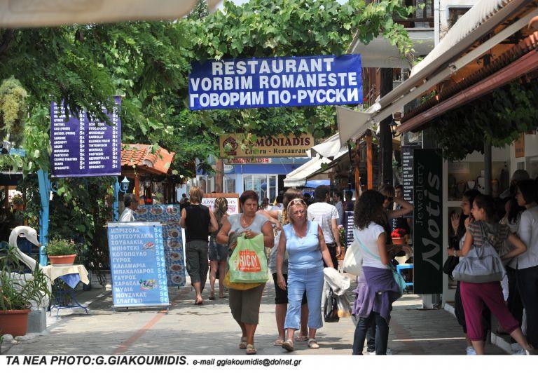 Αυξημένος κατά 17% ο αριθμός των Ρώσων τουριστών το α' πεντάμηνο | tanea.gr
