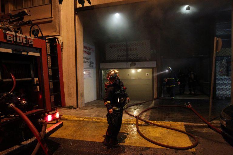 Θεσσαλονίκη: Επίθεση με γκαζάκια στην Καλαμαριά | tanea.gr