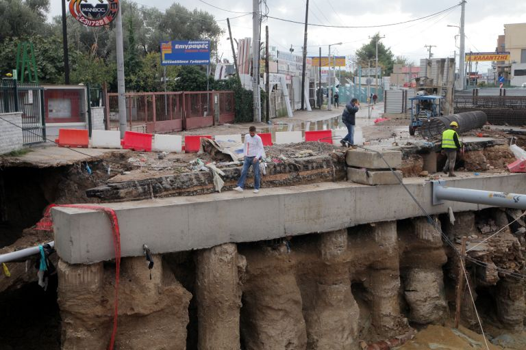 Εργα οδοποιίας κόστους 5 εκατ. ευρώ στο Καματερό | tanea.gr