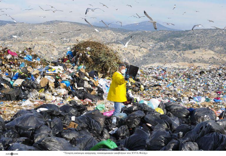 Προσπάθεια ομολοποίησης της αποκομιδής των απορριμμάτων | tanea.gr