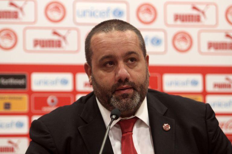 Karapapas' answers attacks on Marinakis | tanea.gr