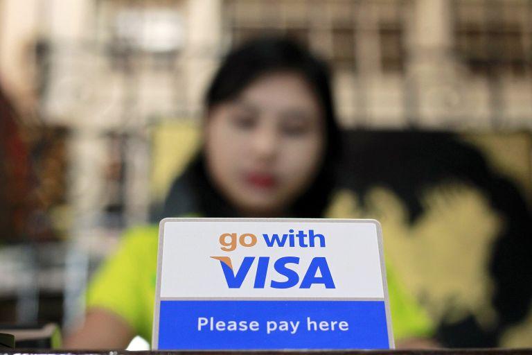 Αποκαταστάθηκε το πρόβλημα με τις πληρωμές μέσω Visa | tanea.gr