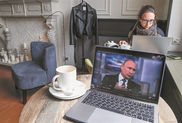 Ο Πούτιν αποκτά επιτέλους το Ιντερνετ που ήθελε | tanea.gr