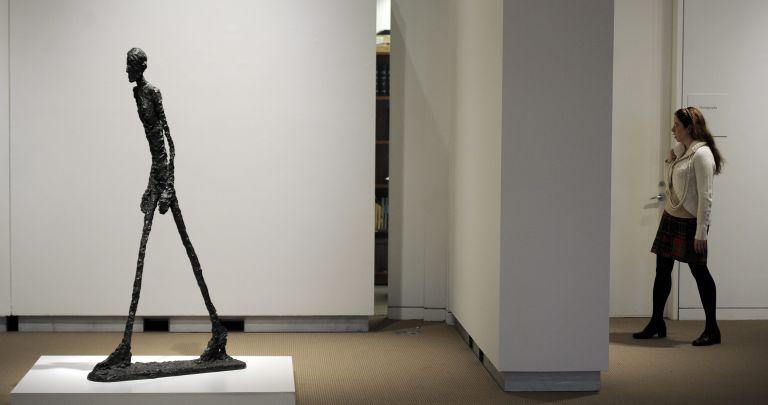 Το εργαστήριο του Τζιακομέτι στο Παρίσι ανοίγει για το κοινό   tanea.gr