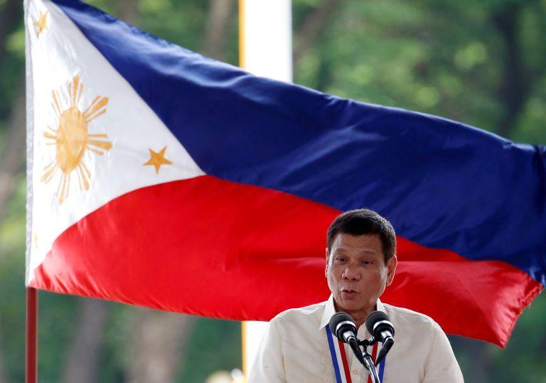 «Πήγαινε στο διάολο», είπε ο πρόεδρος των Φιλιππίνων σε απεσταλμένο του ΟΗΕ | tanea.gr