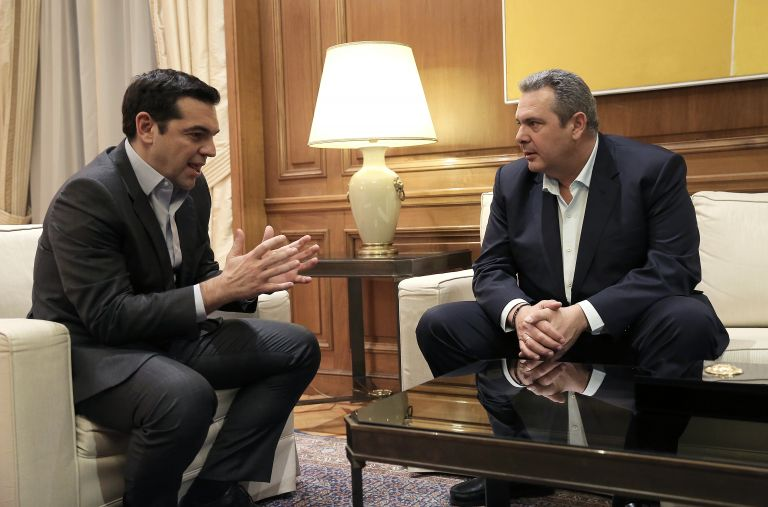 Επικίνδυνα παιχνίδια: Η κυβέρνηση ανασύρει «φαντάσματα» εκτροπής | tanea.gr