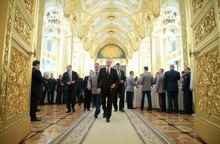 Στα ύψη έφτασε ο πατριωτισμός των Ρώσων | tanea.gr