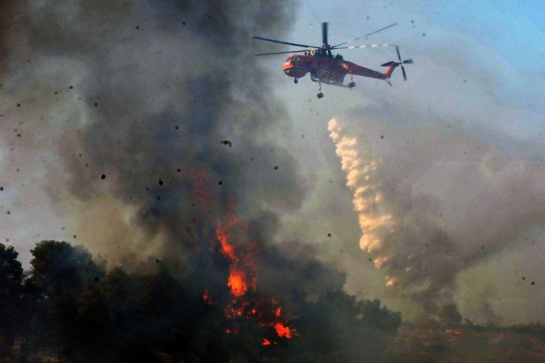 Ευρωπαϊκή βοήθεια σε περίπτωση μεγάλων πυρκαγιών   tanea.gr