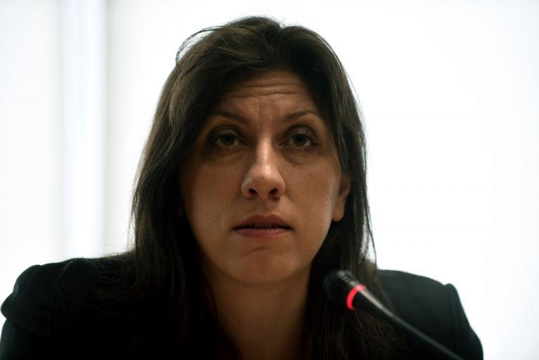 Ζωή Κωνσταντοπούλου: Προδοσία η συμφωνία για το όνομα   tanea.gr