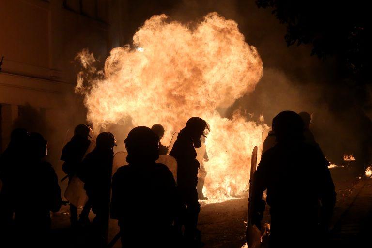 Καλαφάτης: Ανοχή της κυβέρνησης στην αριστερόστροφη βία | tanea.gr