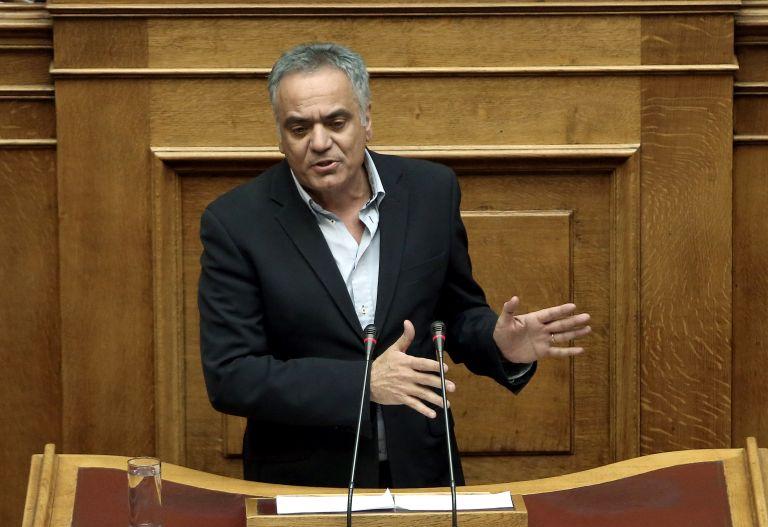Για τυχοδιωκτισμό κατηγόρησε τη ΝΔ ο Σκουρλέτης | tanea.gr