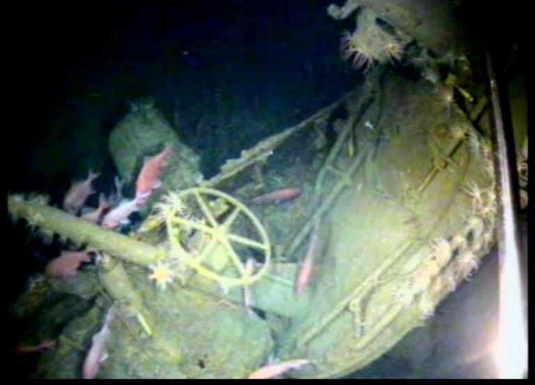 Τρισδιάσταση αναπαράσταση υποβρύχιου που χάθηκε το 1914 | tanea.gr