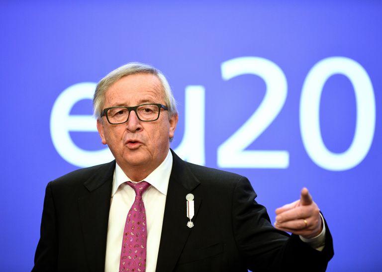 Γιούνκερ: Να μην γίνουν στην Ιταλία τα λάθη που έγιναν απέναντι στην Ελλάδα | tanea.gr