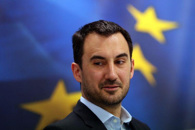 Χαρίτσης: «Η Ελλάδα θα προχωρήσει στηριζόμενη στις δυνάμεις της» | tanea.gr