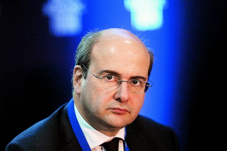 Χατζηδάκης: H ΝΔ δεν μπορεί να ψηφίσει τη συμφωνία για την ΠΓΔΜ | tanea.gr