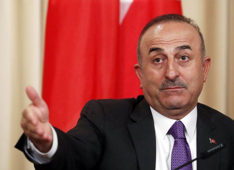 Cavusoglu: Turkey suspends migrant re-admission accord with Greece | tanea.gr