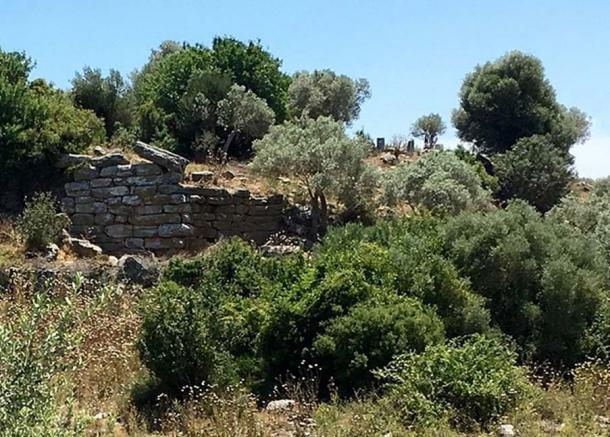 Πωλητήριο στην αρχαία ελληνική πόλη της Βαργυλίας έβαλαν οι Τούρκοι | tanea.gr