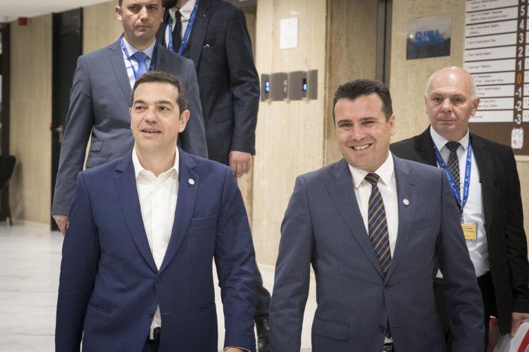 Παιχνίδια με τη συμφωνία καταλογίζει η κυβέρνηση στα Σκόπια | tanea.gr