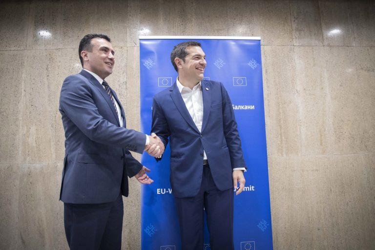 FAZ: «Iστορική στιγμή για τα Βαλκάνια» η συμφωνία Αθήνας-Σκοπίων | tanea.gr