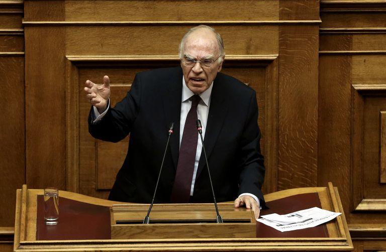 Παραίτηση Παυλόπουλου για την ΠΓΔΜ ζητά ο Β. Λεβέντης   tanea.gr