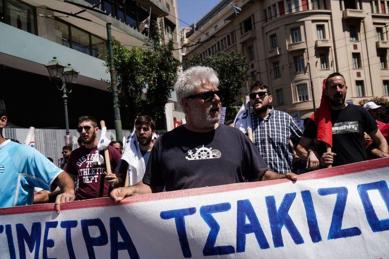 Χάος στην Αθήνα – Απεργίες και συλλαλητήρια κατά του Πολυνομοσχεδίου | tanea.gr