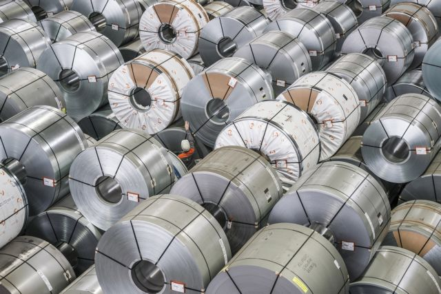 Οι ΗΠΑ βάζουν δασμούς σε χάλυβα, αλουμίνιο της ΕΕ   tanea.gr