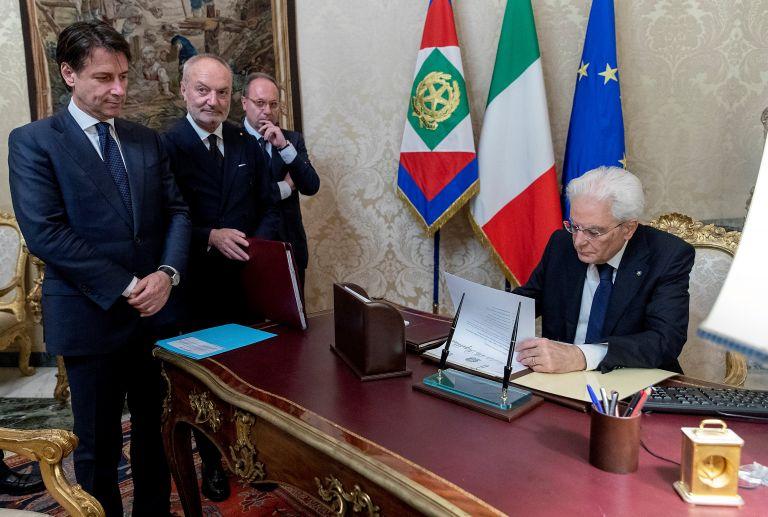 Ιταλία: Οι λαϊκιστές και η άκρα δεξιά αναλαμβάνουν την διακυβέρνηση της χώρας | tanea.gr
