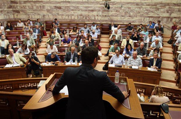 Σύγκληση της ΚΟ ζητούν 36 βουλευτές του ΣΥΡΙΖΑ   tanea.gr