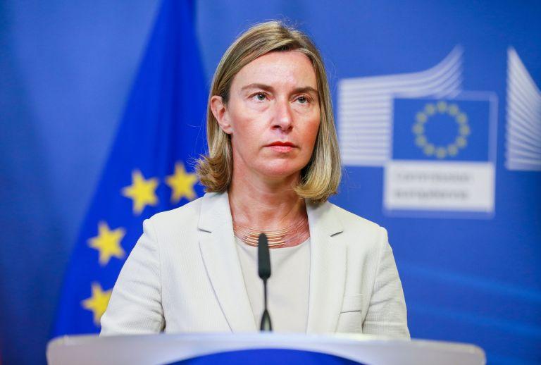 Μογκερίνι: Η ΕΕ δε βρίσκεται σε πόλεμο με κανέναν | tanea.gr