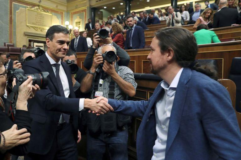 Podemos: Αλαζόνας ο Σάντσεθ που νομίζει ότι θα κυβερνήσει μόνος του | tanea.gr