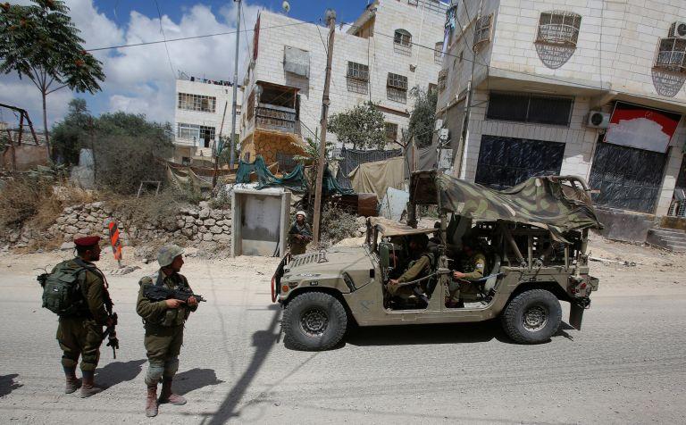 Νεκρός παλαιστίνιος από ισραηλινά πυρά | tanea.gr