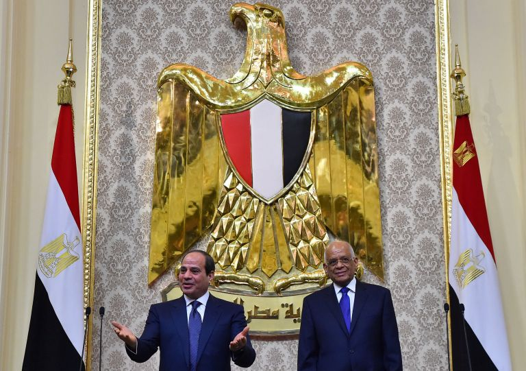 Αίγυπτος: Για δεύτερη φορά πρόεδρος ο Αλ Σίσι και επίσημα | tanea.gr